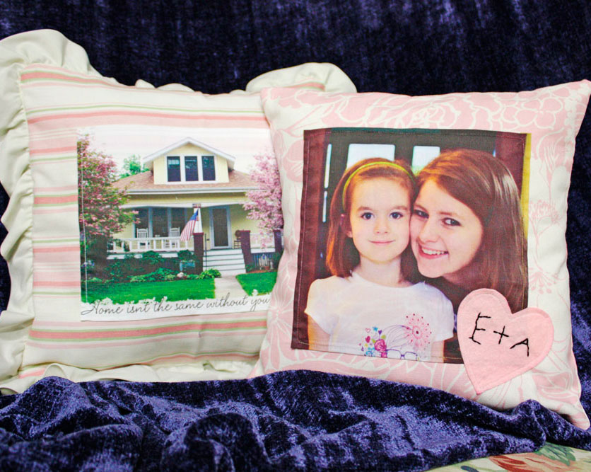Easy-Photo-Decor-Pillows1 15 Creative giveaways ideas for kids