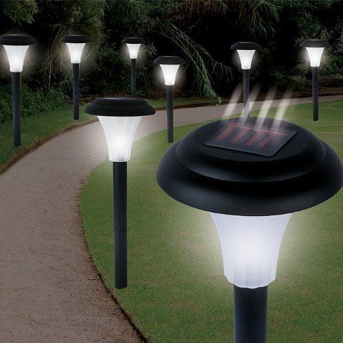 Elegant-outdoor-solar-lights Get Your Home Looks Romantic By The Mood Of Lighting