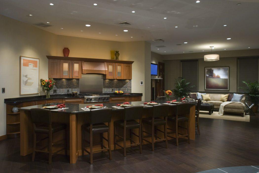 Energy-Efficient-Adequate-Lighting-Design Creative 10 Ideas for Residential Lighting