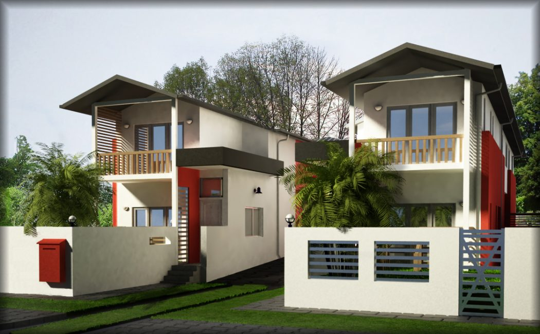 Exterior_Sample1 Top 3D Architecture Modeling