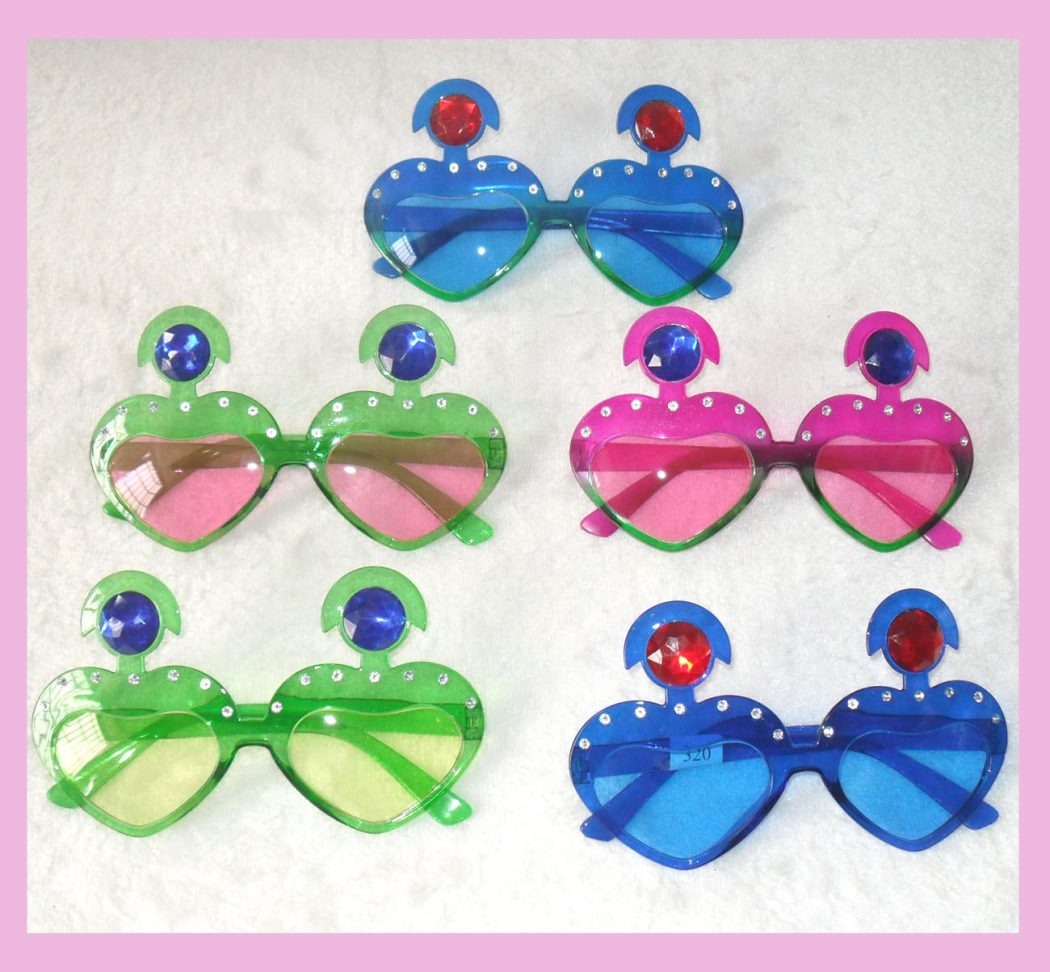 Fashion-Party-Glasses-PT3001- How Do You Find These Unusual Glasses ?