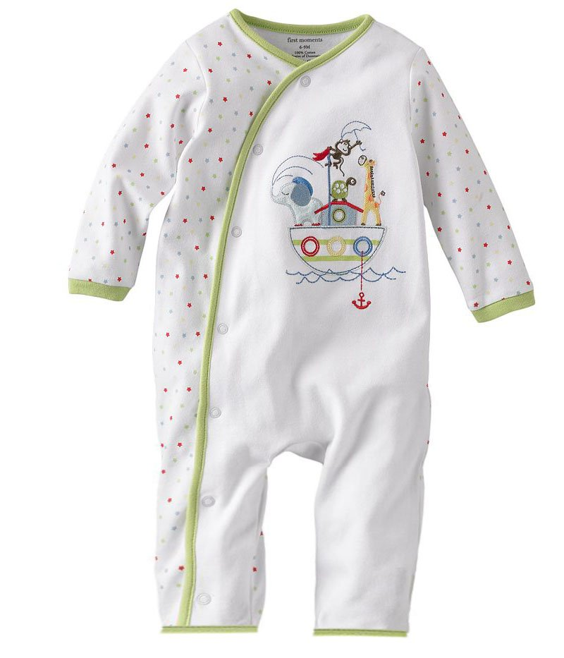 First-moments-baby-rompers-pajamas-bodysuits-tops-romper-jumpers-tee-shirts-garments-jumpsuits-ZW296 Best 25 Baby Shower Gifts