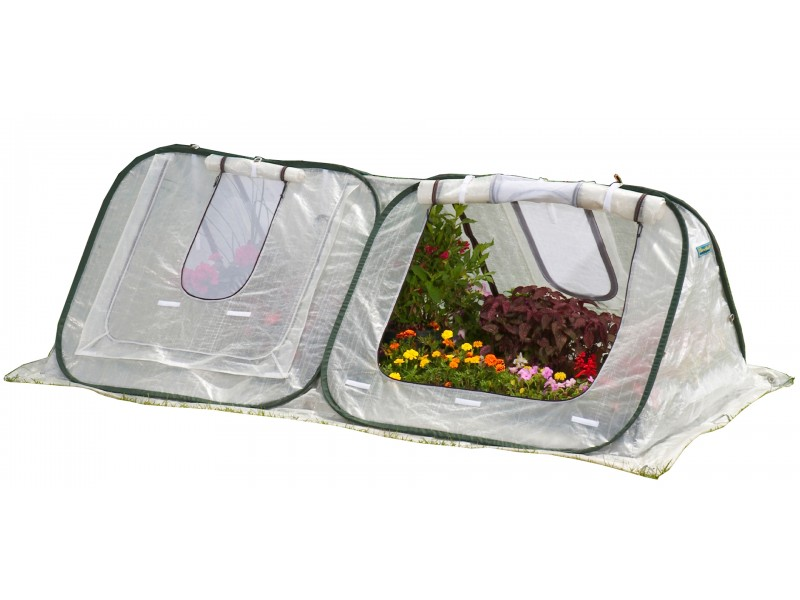 Flowerhouse 10 Fascinating and Unique Ideas for Portable Gardens