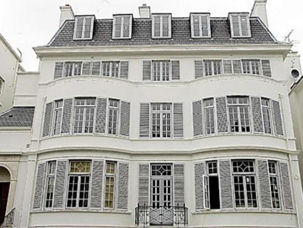 Franchuk Top 10 Most Expensive Houses in The World