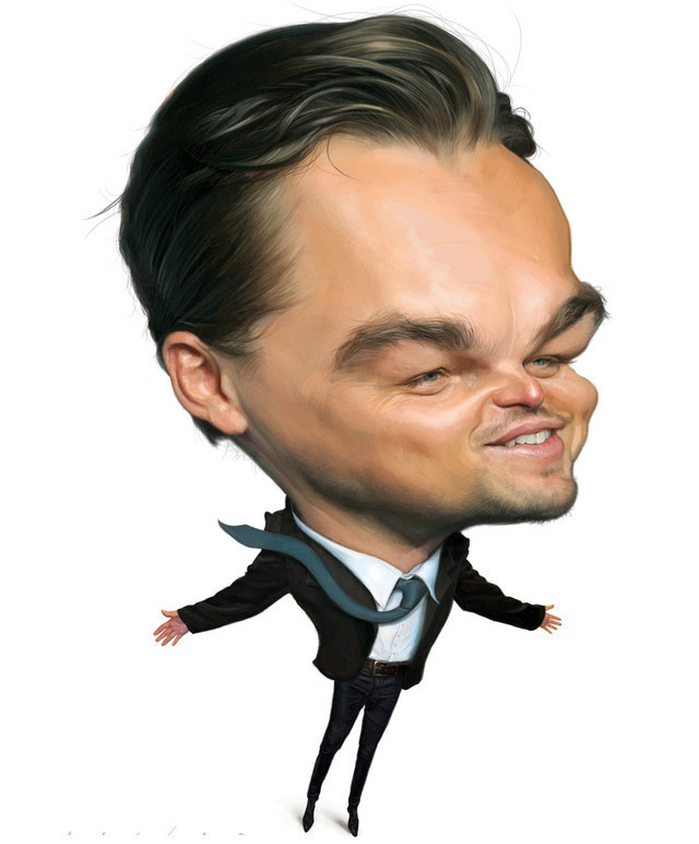 Funny-and-Cool-Celebrity-Caricatures17 Do You Know How To Draw Caricatures?