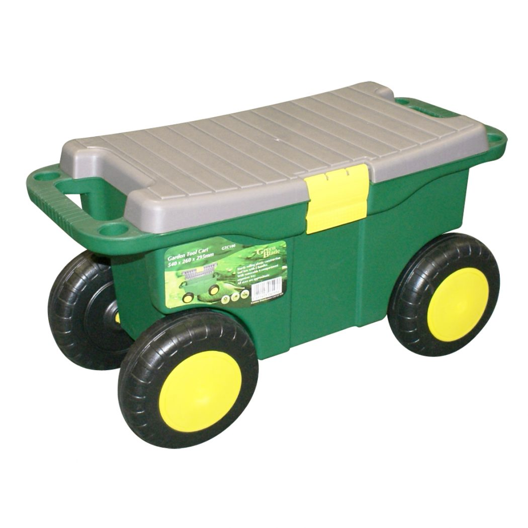 Garden-Tool-Cart-Closed 10 Fascinating and Unique Ideas for Portable Gardens