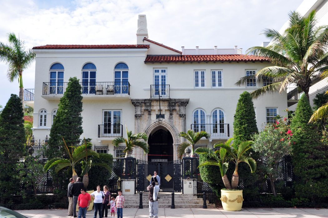 Gianni_versace_miami_home Top 15 Most Expensive Celebrity Homes