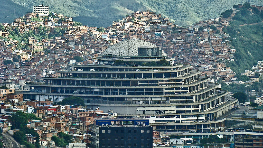 Helicoide_roca_tarpeya_caracas Top 10 Most Expensive Cities in The World