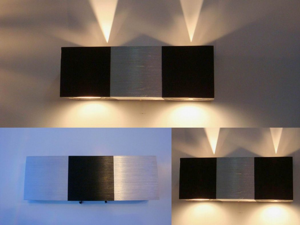 Hot-Sale-Modern-Design-High-Quality-LED-font-b-Wall-b-font-Light-Aluminium-font-b LEDs 10 uses in Architecture