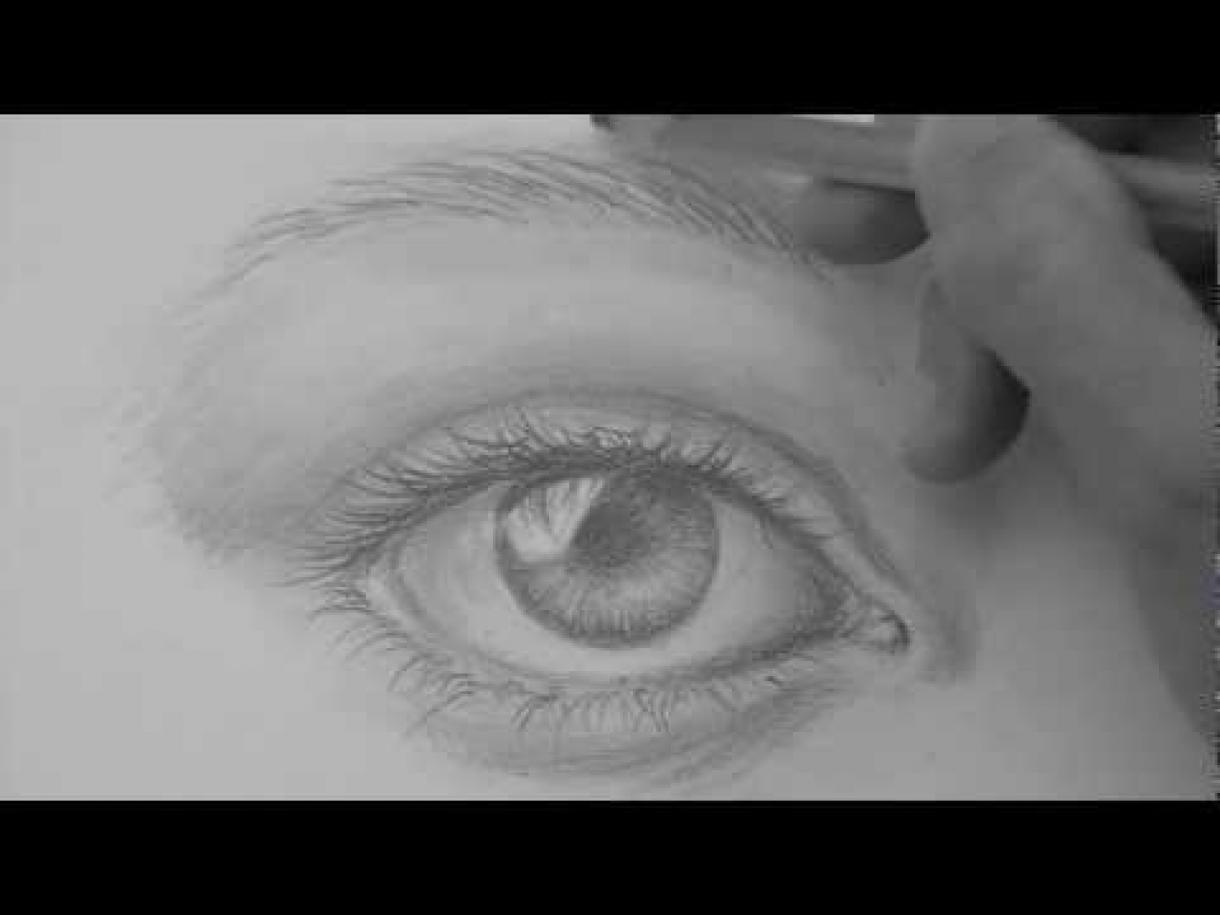 How_to_draw_a_realistic_eye_step_by_step_pencil_shading_no_time_lapse Stunningly And Incredibly Realistic Pencil Portraits