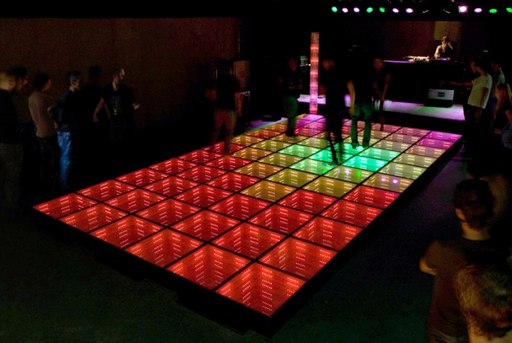 Interactive-Floor. 10 Most Unique Flooring Designs For Exhibition