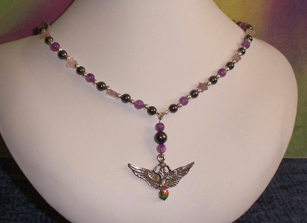 Isis-Star-Y-necklace 35 Goddess Jewelries for Those Who Like History