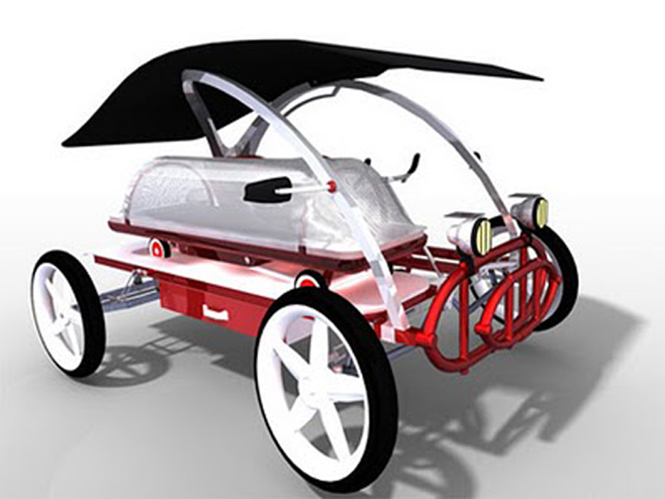 Jaambaaro 15 Futuristic Emergency Auto Design Ideas
