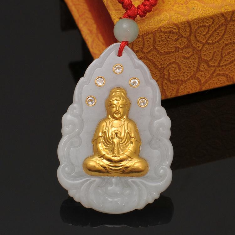 Jade-Gold-Pendants-028 35 Goddess Jewelries for Those Who Like History