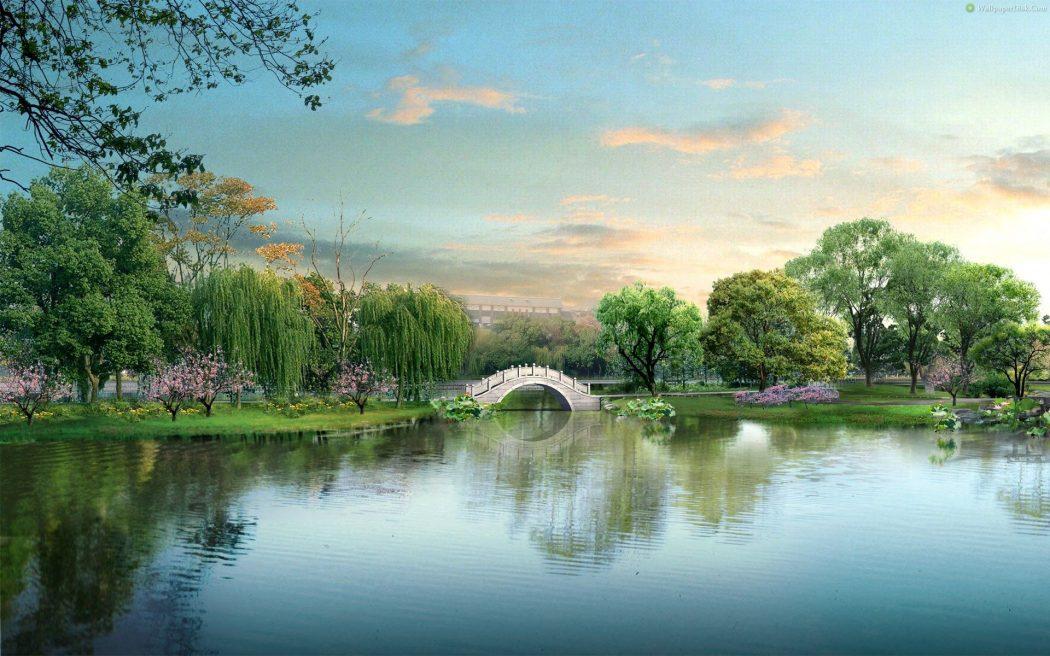 Japan-china-landscapes-14 18 Most Inspiring Landscapes In The World