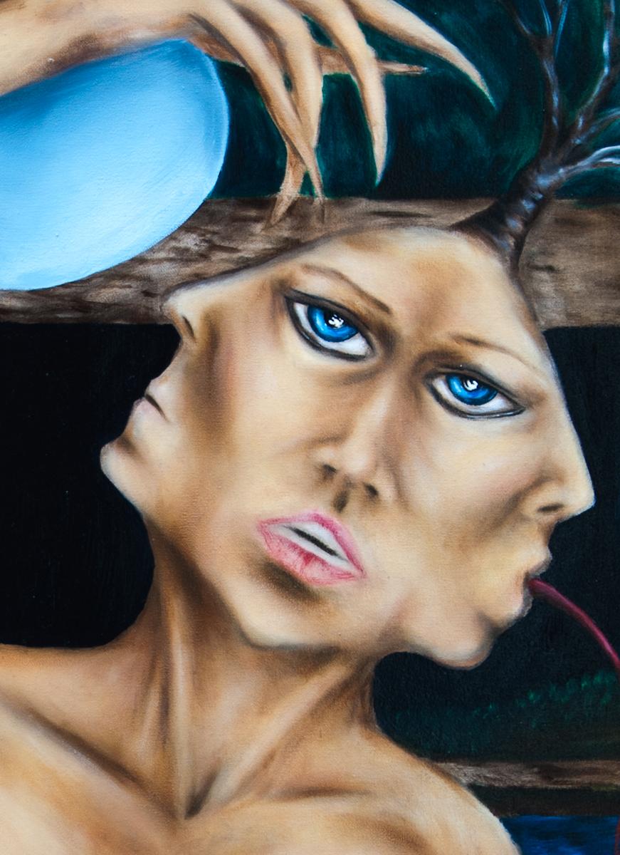 Justn-Gedak-Oil-Painting 25 Strangest Wall Paintings