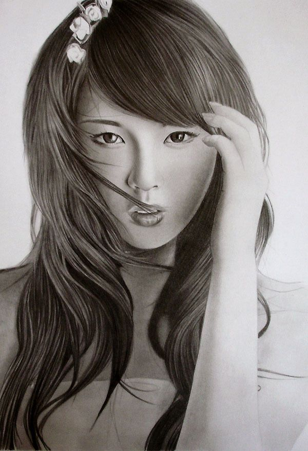KLSADAKO-realistic-pencil-art33 Stunningly And Incredibly Realistic Pencil Portraits