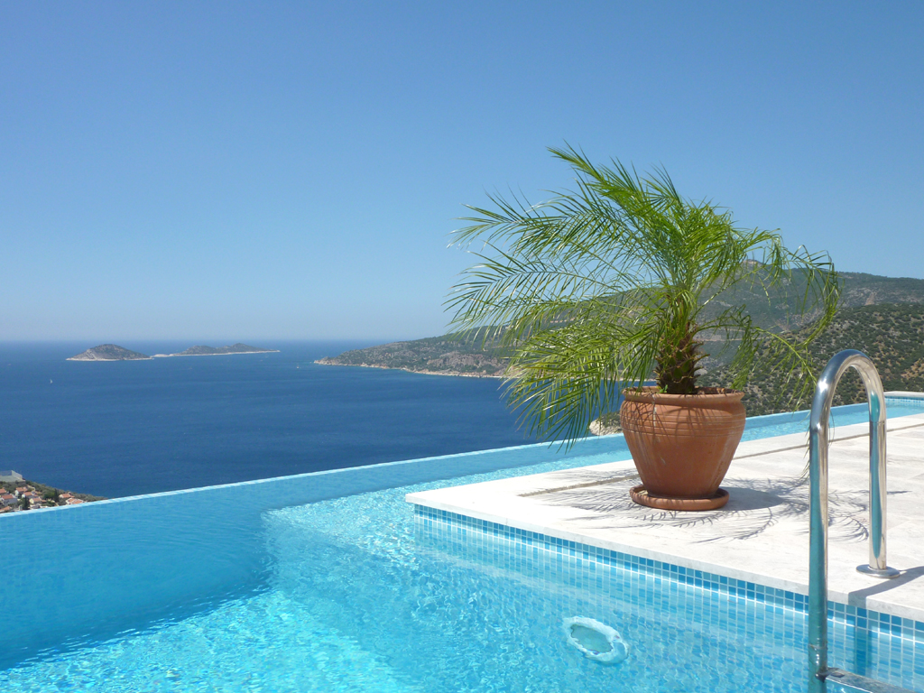 Kalkan-Luxury-Sea-view-Apartments-for-sale 14 World's Most Luxurious Retreats in The World