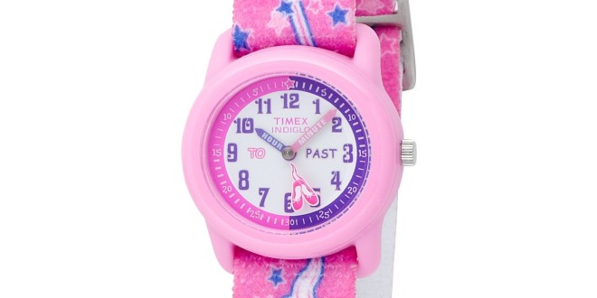 Latest wrist watch for girls kids 2014
