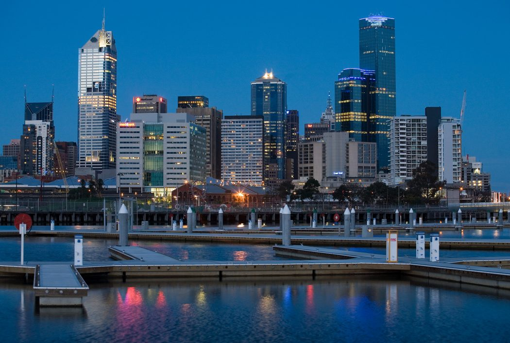 Melbourne_docklands_twilight Top 10 Most Expensive Cities in The World