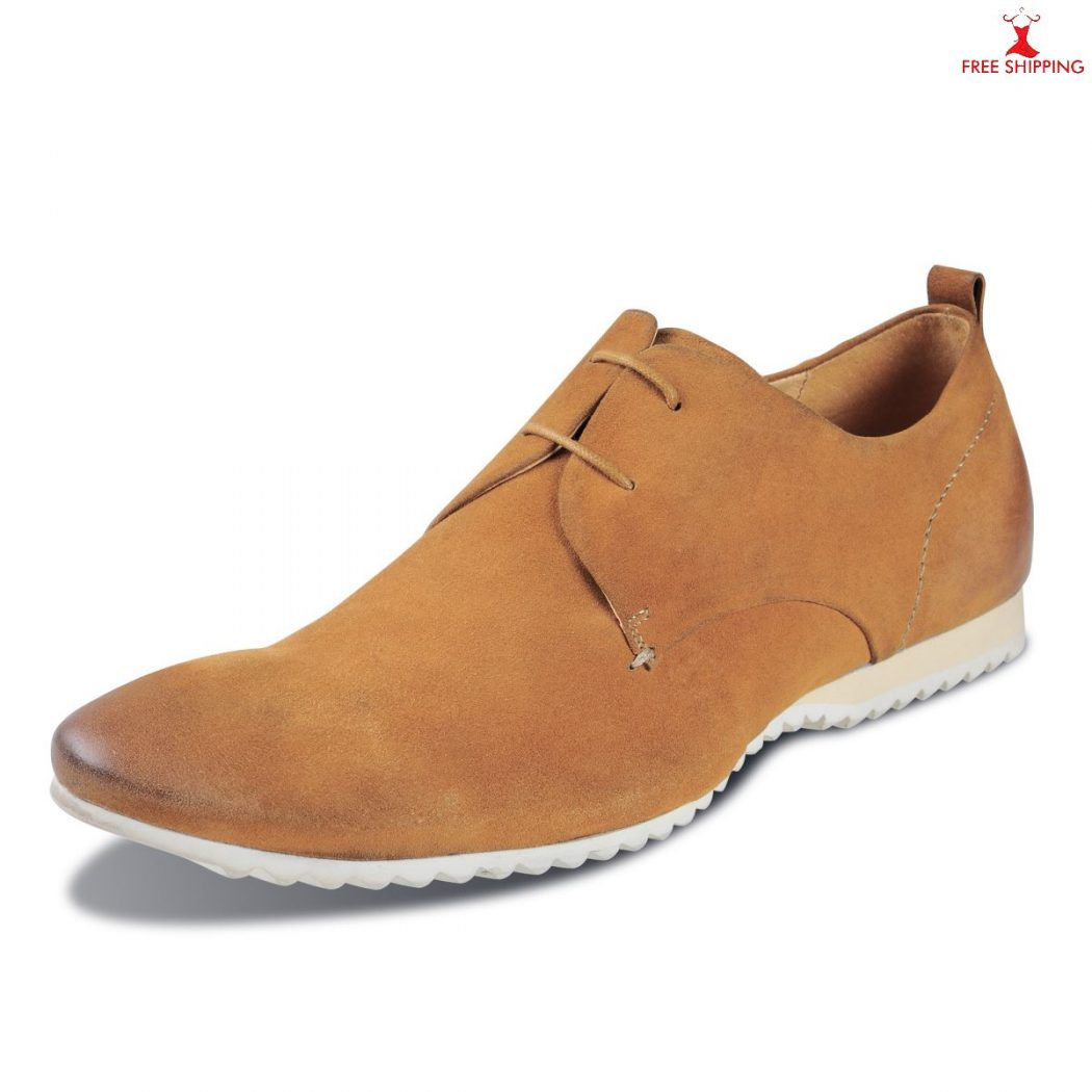 Mens-Dress-Shoes-2013-Laced-Lightweight-Leather-Brown Why Men Like puma shoes?
