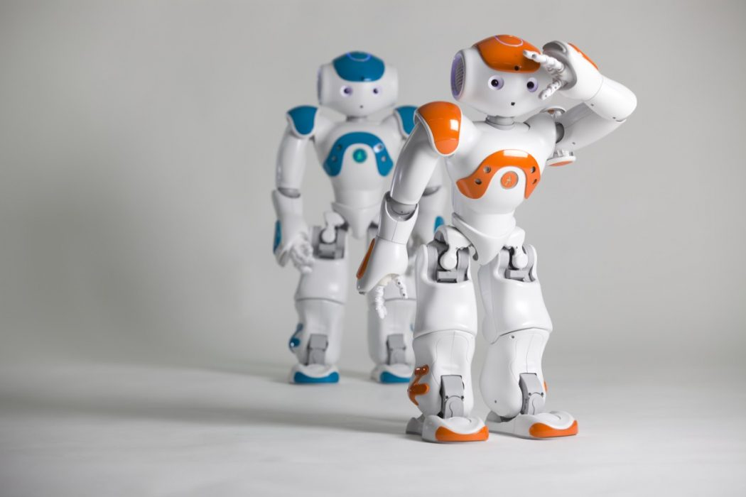 NAO_NextGen Are you stressed? Watch these Robots Dancing Gangnam Style