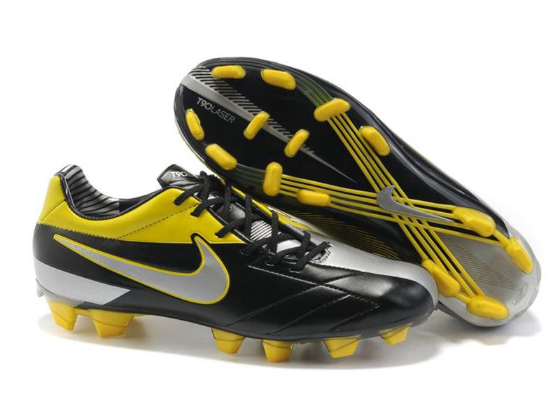 NIKE_TOTAL90_LASER_IV_Football_Boots_BLACK_METALLIC_LUSTER_TOUR_YELLOW_692 The Most Stylish Nike Shoes For Men