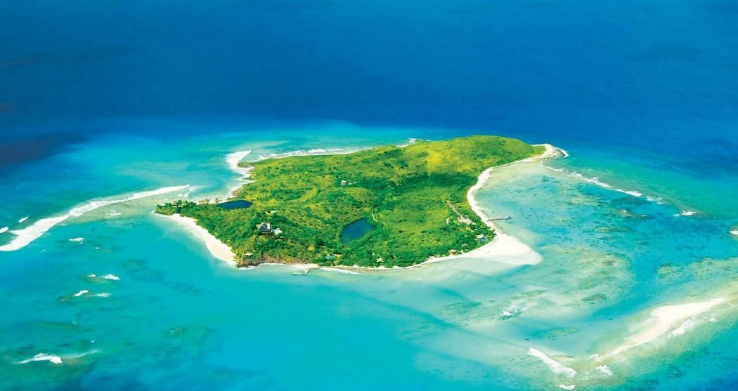 Necker-Island-Aerial 14 World's Most Luxurious Retreats in The World