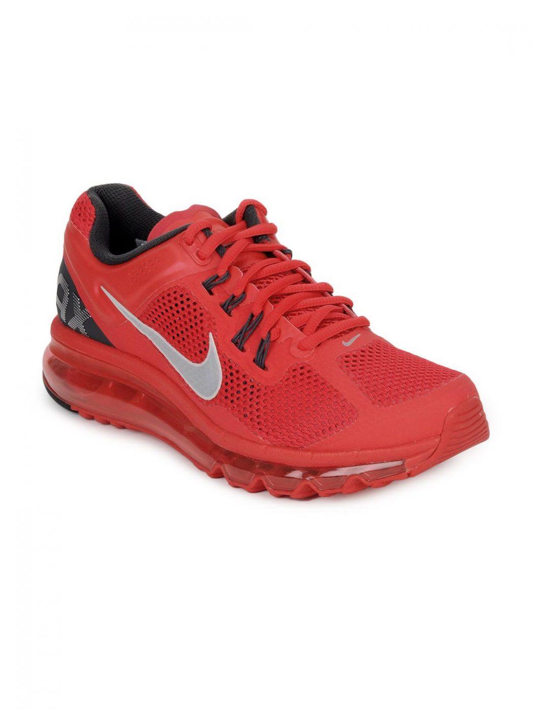 Nike-Men-Red-AIR-MAX-2013-Sports-Shoes_25b08f8e56d422edd4712953658578c0_images_1080_1440_mini The Most Stylish Nike Shoes For Men