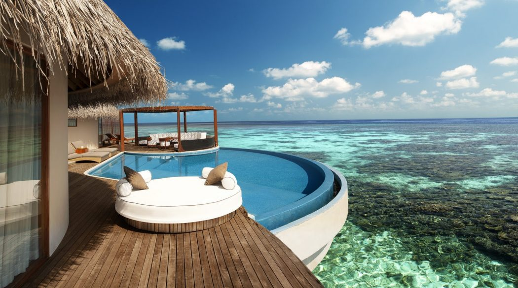 Ocean-Haven-at-W-Retreat-Spa-Maldives 14 World's Most Luxurious Retreats in The World