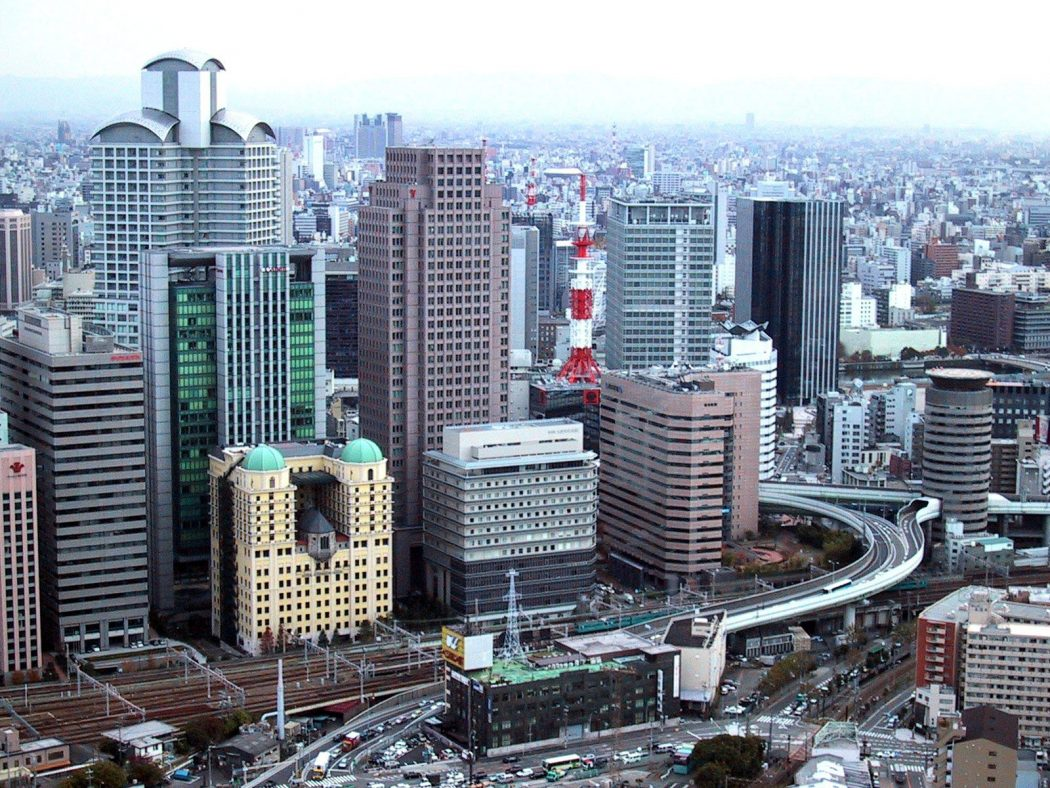Osaka_city_view_02 Top 10 Most Expensive Cities in The World