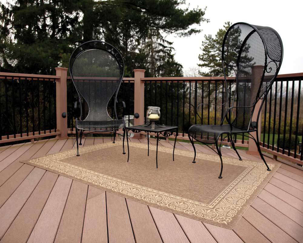 3 Tips How To Choose An Outdoor Rug To Your Patio