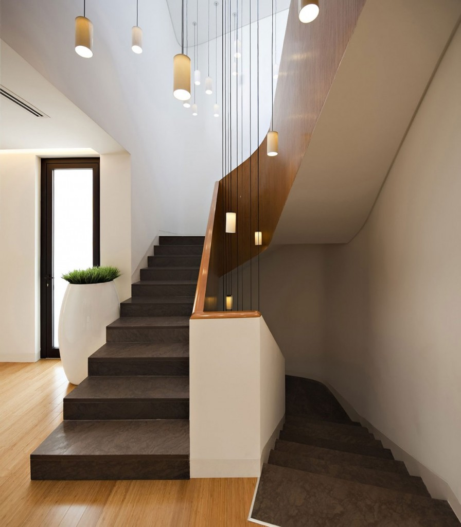 Lighting Basement Washroom Stairs: Oversized-Pendant-Lights-Awesome-Many-Chandelier-