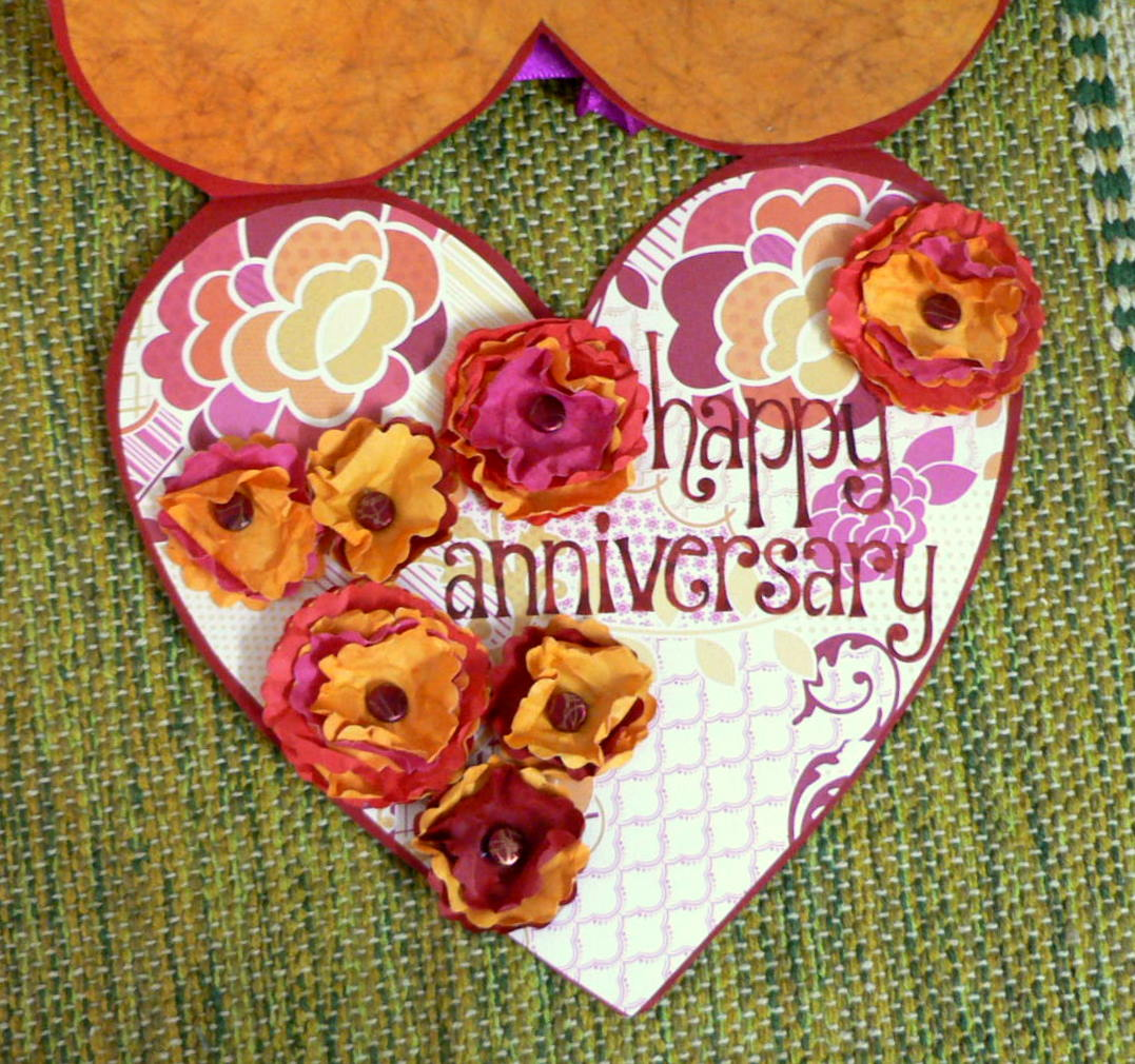 P1050751 Anniversary Greeting Cards For Your Lover, Parents Or Partner