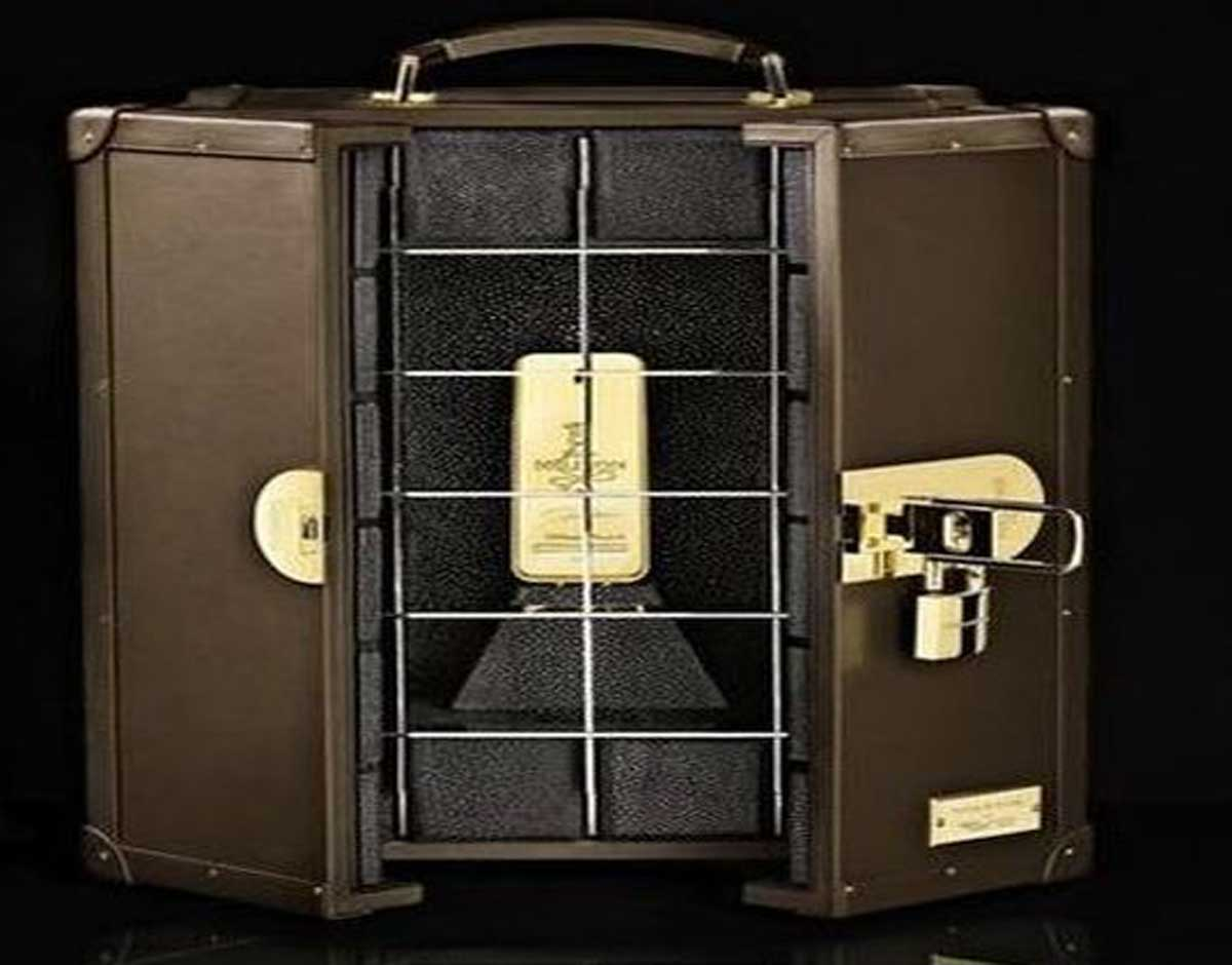 10 Most Expensive Perfumes For Men In The World Paco Rabanne 1 Million Man Fdt 100ml 18 Carats Luxe