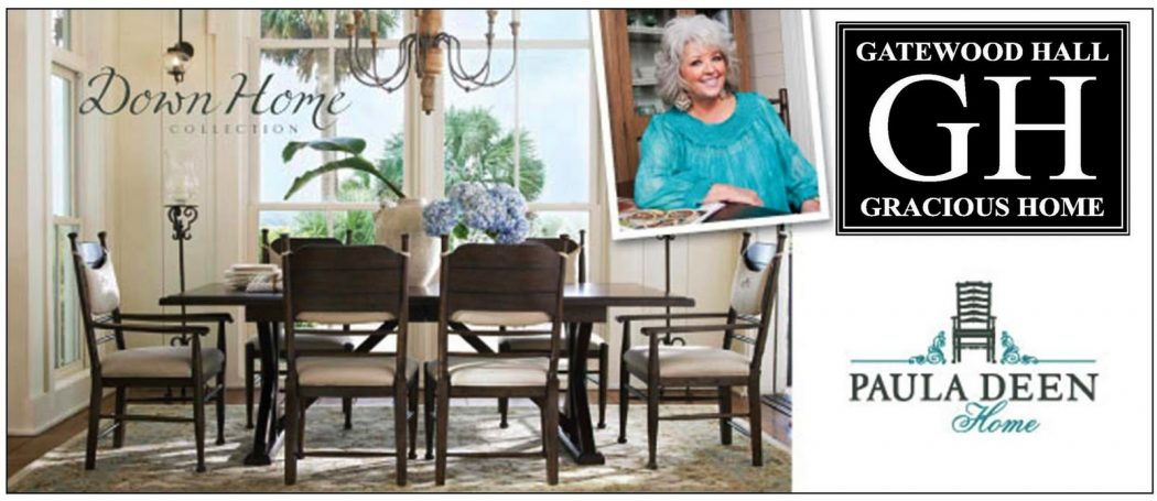 Paula-Deen-Down-Home-Collection1 Why People Choose Paula Deen Furniture?