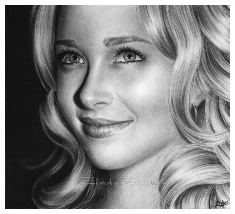 Pencil-drawings-8 Stunningly And Incredibly Realistic Pencil Portraits