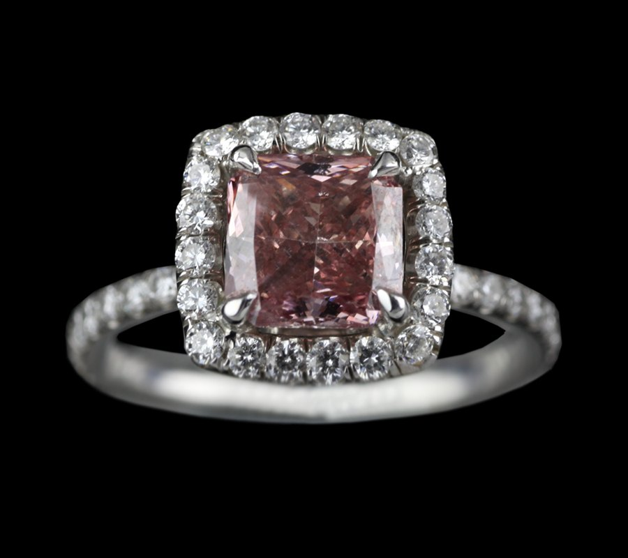 Pink_Diamond_Ring What Do You Say about These Rare and Precious Rings?!