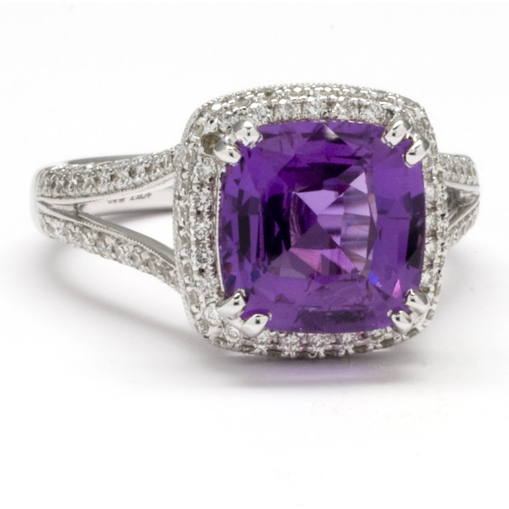 PurpleSappRing What Do You Say about These Rare and Precious Rings?!