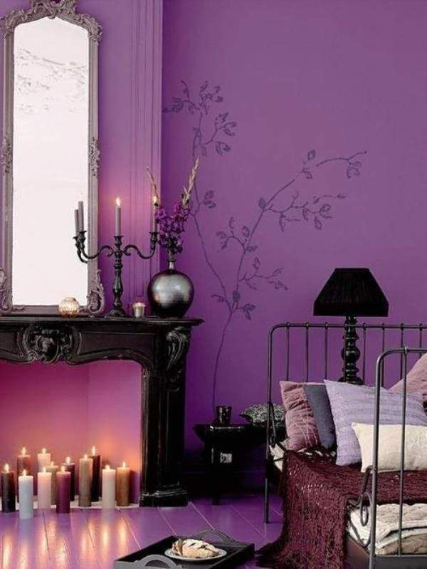 Really-Romantic-Room-Design-Ideas Get Your Home Looks Romantic By The Mood Of Lighting