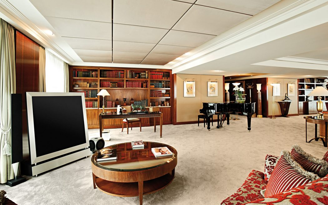 Royal-Penthouse-Suite-Hotel-President-Wilson Top 10 Most Expensive Things on Earth