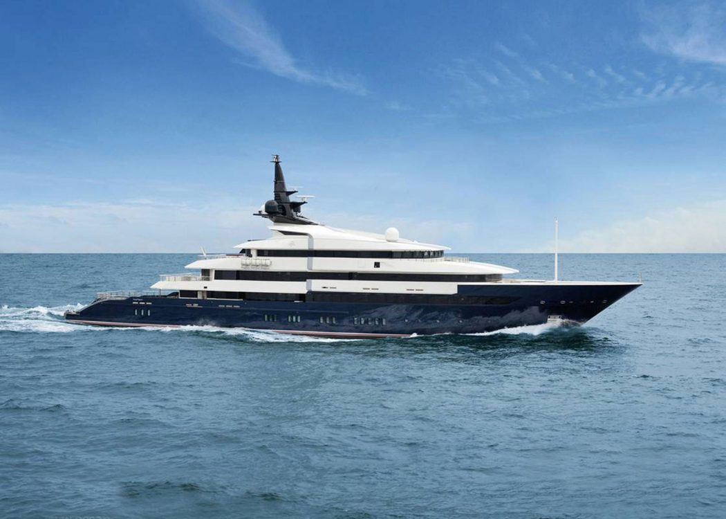 Steven-Spielbergs-New-Seven-Seas-Yacht-2 15 Most luxurious Yachts in The World
