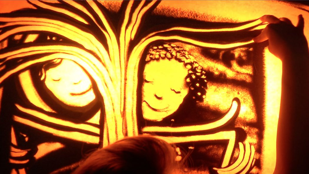 Story-Sand-and-Sound Learn How to Make Sand Art By Following These Easy Steps