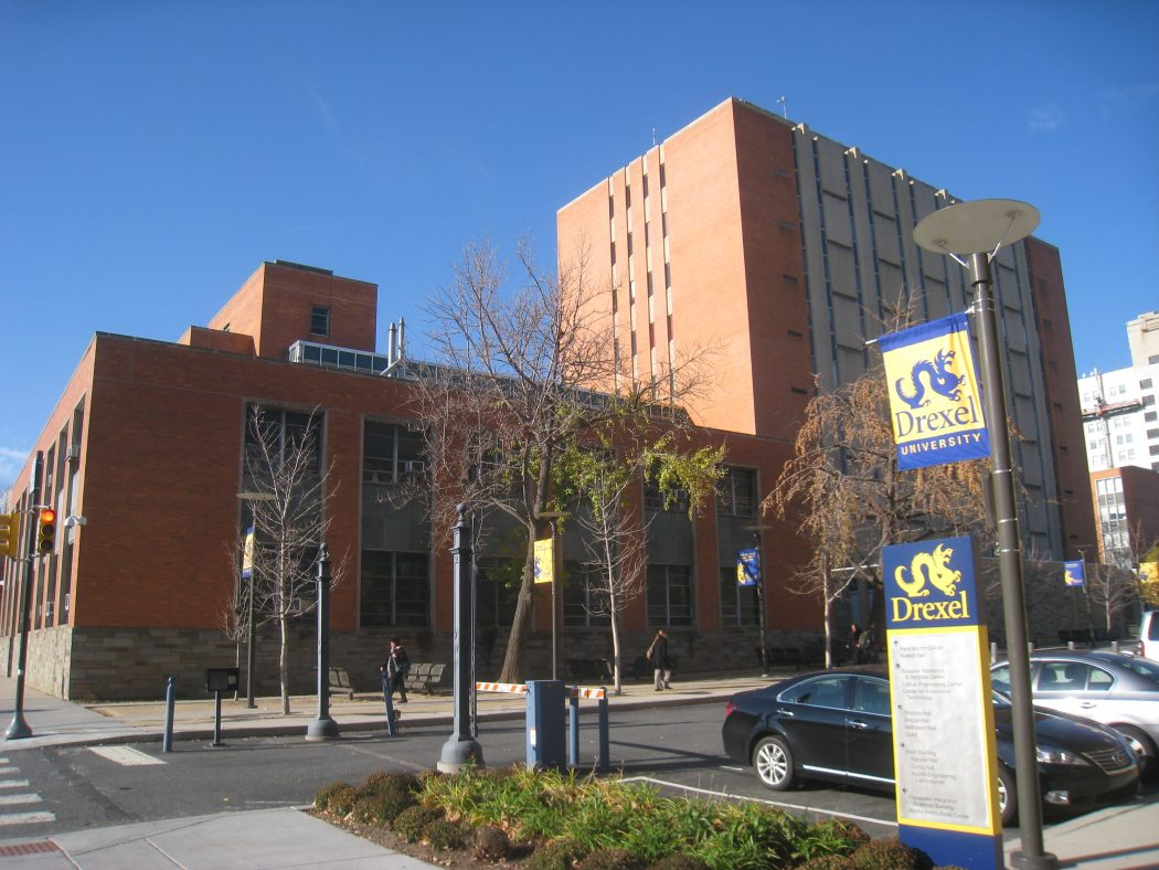 Stratton_Hall_-_Drexel_University_ TOP 10 Most Expensive Colleges in The World