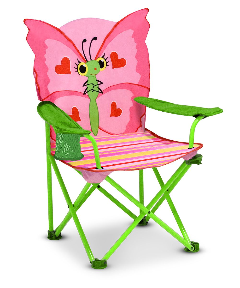SunnyPatch-BellaButterfly-Chair 15 Creative giveaways ideas for kids