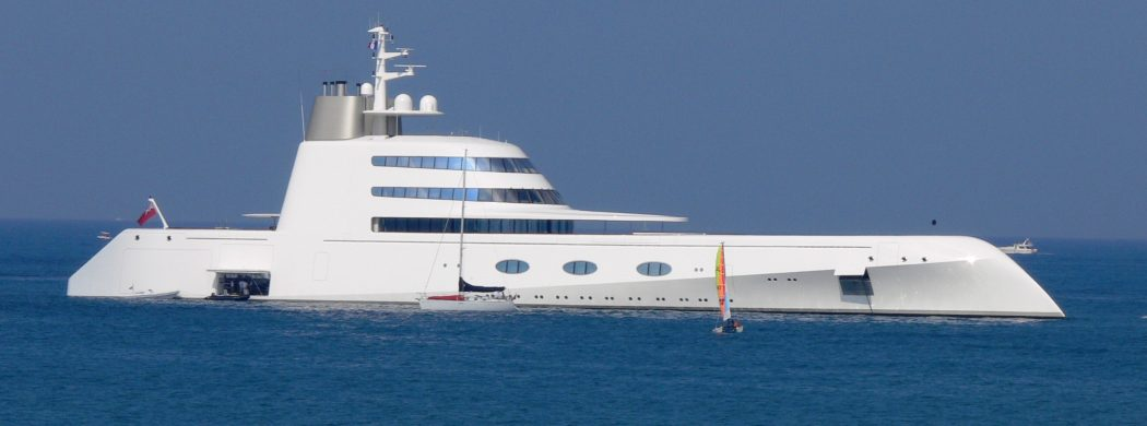 SuperYachtA 15 Most luxurious Yachts in The World