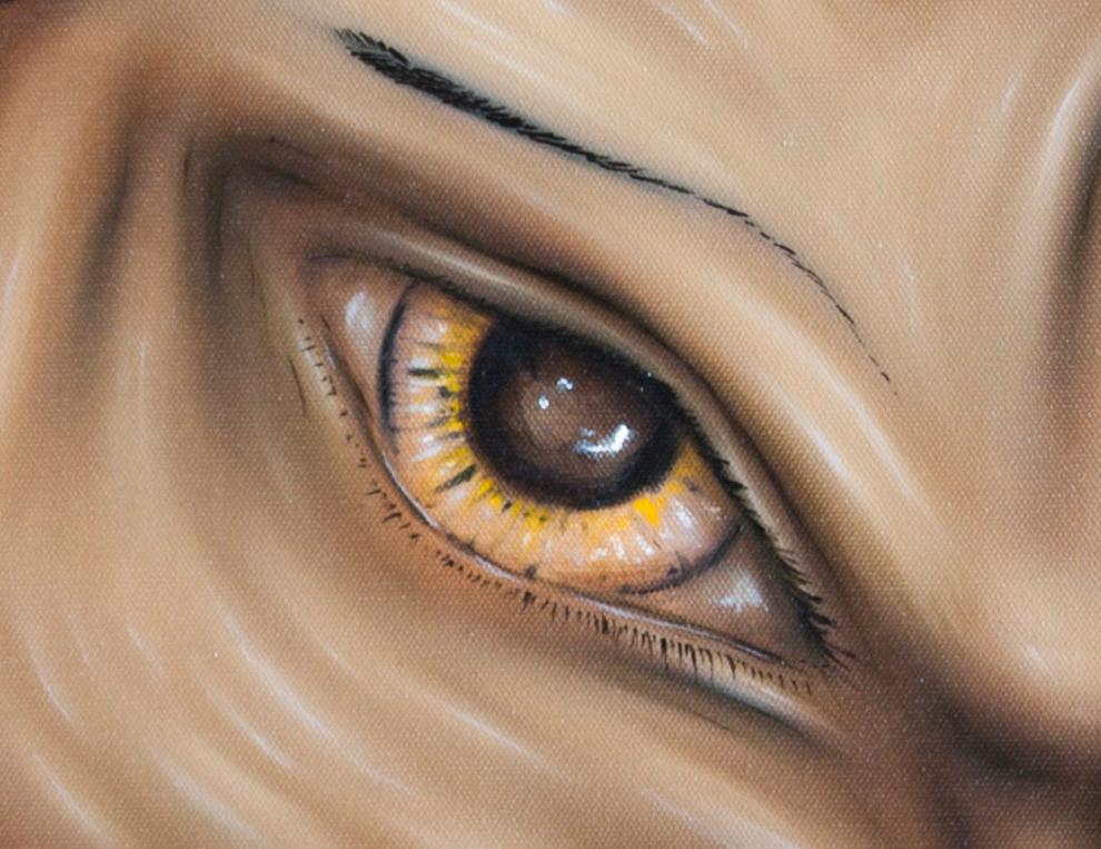 Surreal-eye 25 Strangest Wall Paintings