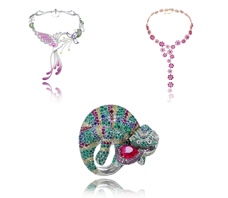 The-Red-Carpet-Collection-by-Chopard Best 30 Inspiring Jewelry Designs