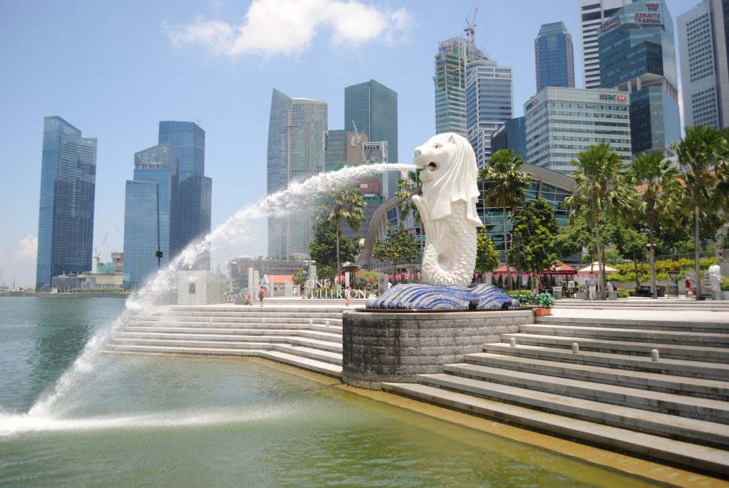 The-Singapore-Merlion Top 10 Most Expensive Cities in The World