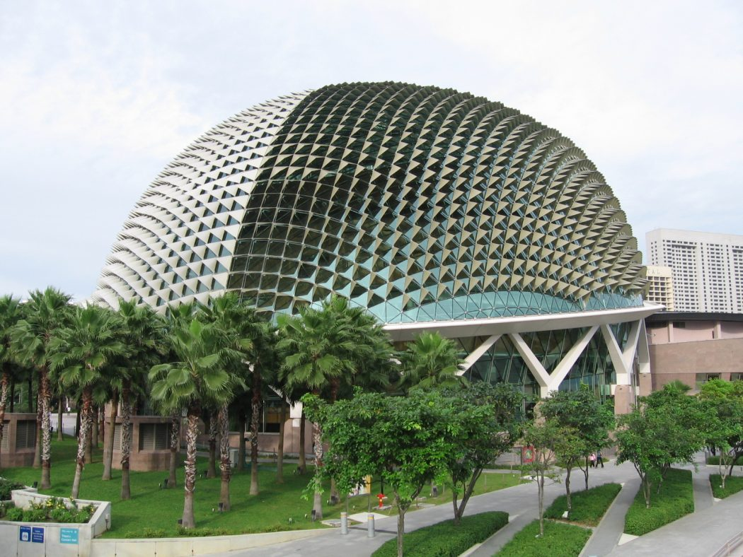 The_Esplanade_4_Singapore_Dec Top 10 Most Expensive Cities in The World
